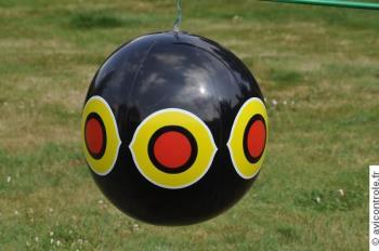 Ballon épouvantail Kit PREDATOR