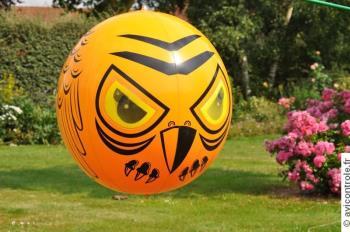 Ballon épouvantail TERROR EYES